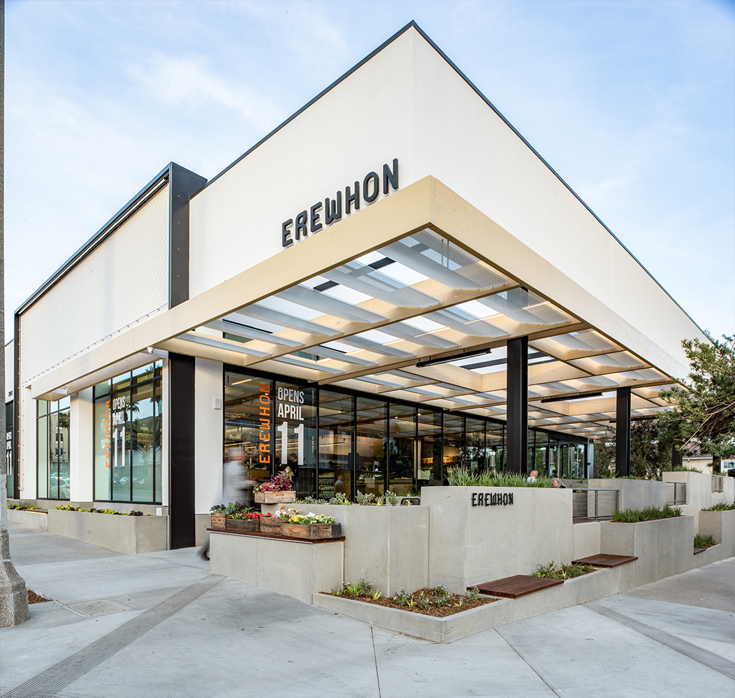 EREWHON MARKET ANNOUNCES GRAND OPENING IN SANTA MONICA