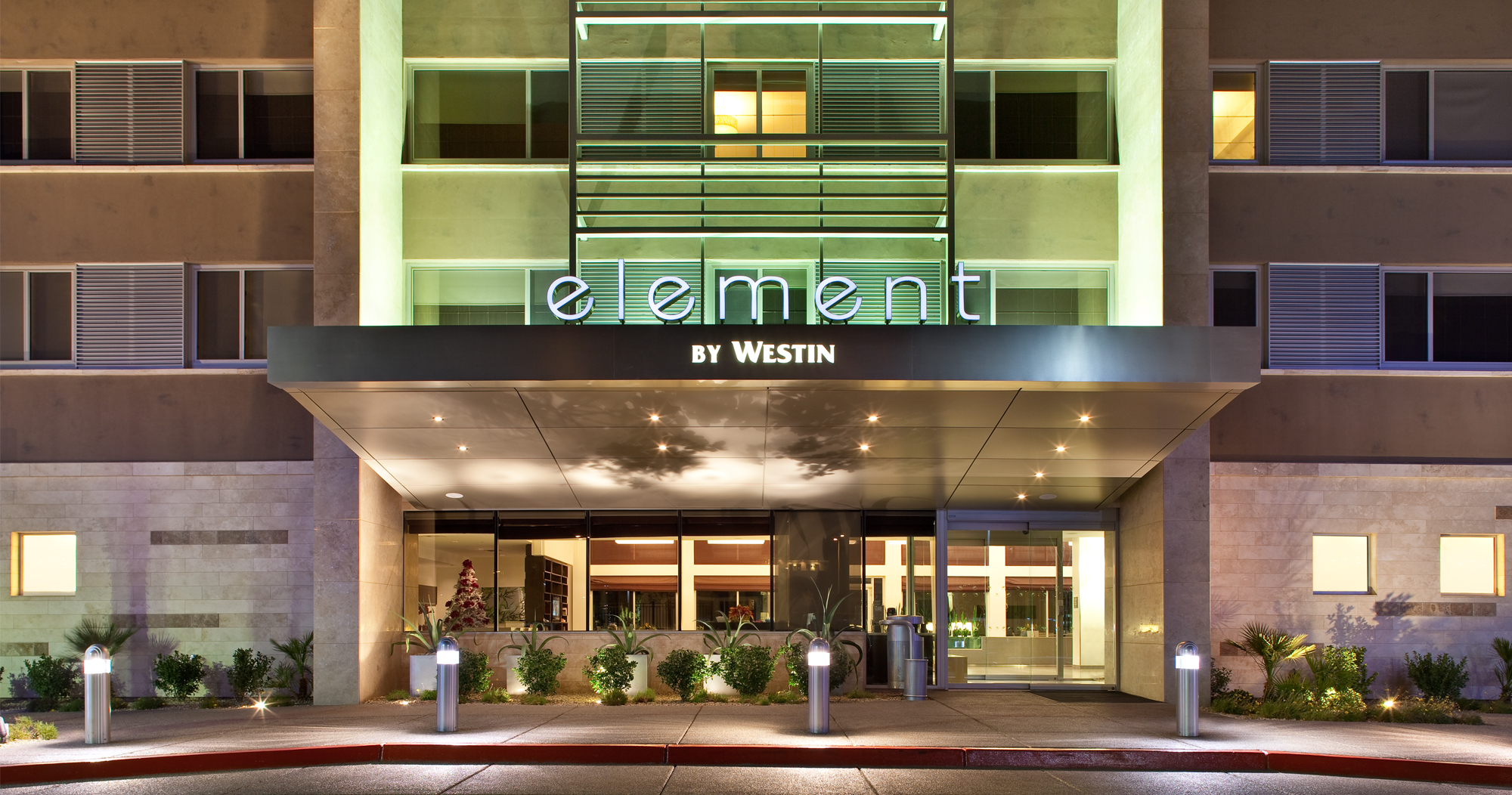 Element by Westin in Summerlin Architecture